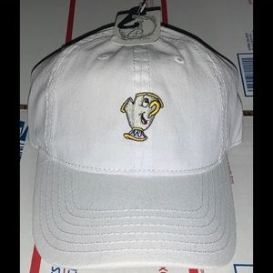 "Disney Beauty and The Beast ""CHIP"" Dad Hat Velcro"